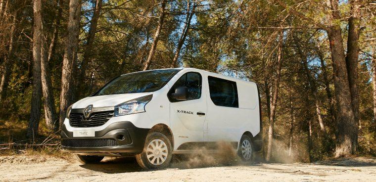 Veicoli commerciali Renault Trafic