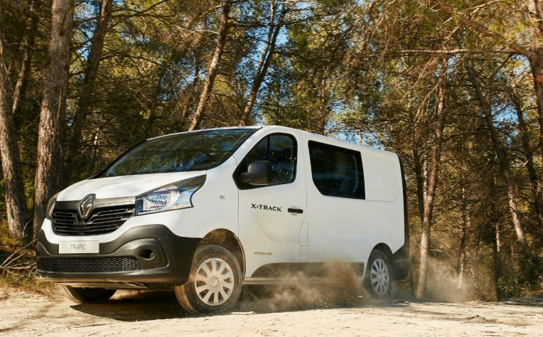 Veicoli commerciali Renault Trafic