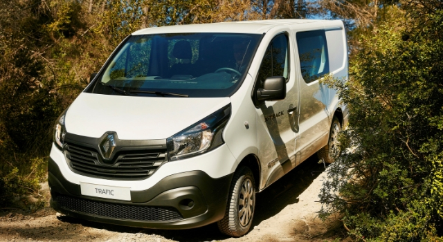 Veicoli commerciali Renault Trafic X-Track