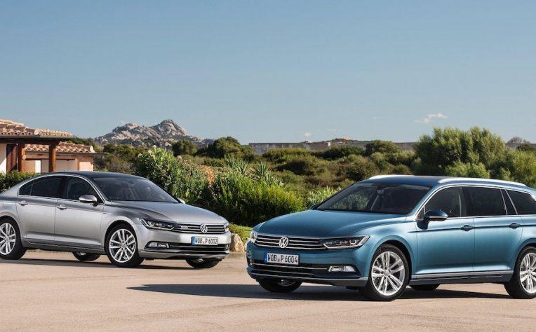 Volkswagen Passat berlina e Variant