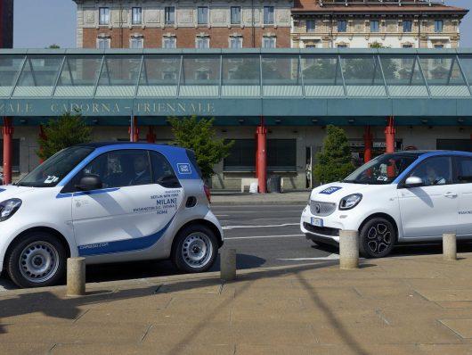 Corporate Car Sharing Car2Go