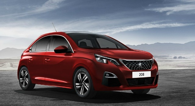 nuova Peugeot 208 2019 rendering offerte gennaio