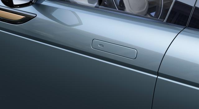nuova Range Rover Evoque, i dettagli premium