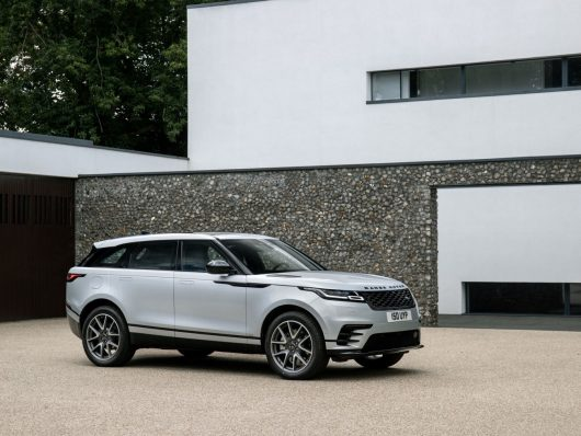 nuova Range Rover Velar 2021