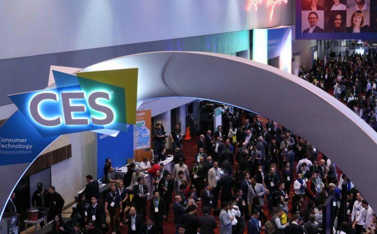 presentazione CES di Las Vegas 2019