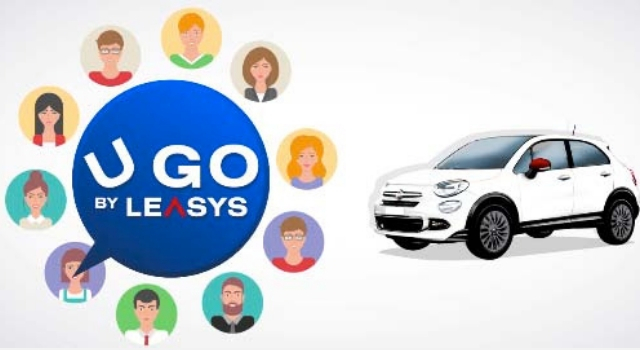 U Go by Leasys la piattaforma di car sharing per i privati