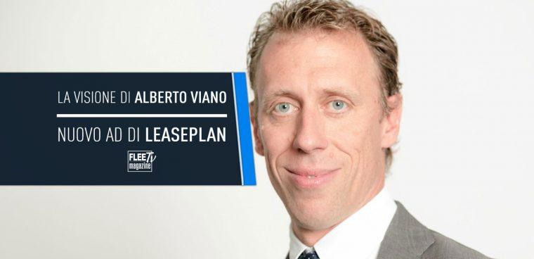 Alberto Viano LeasePlan Italia