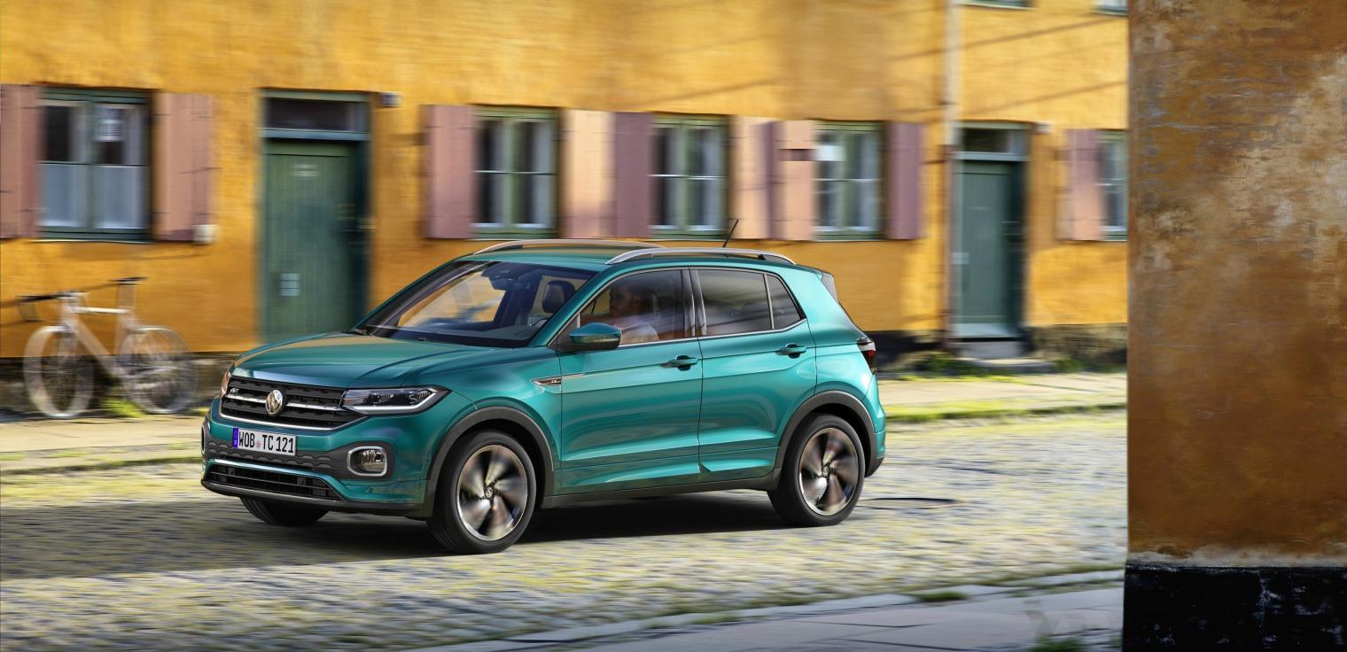 Allestimenti nuova Volkswagen T-Cross 2019