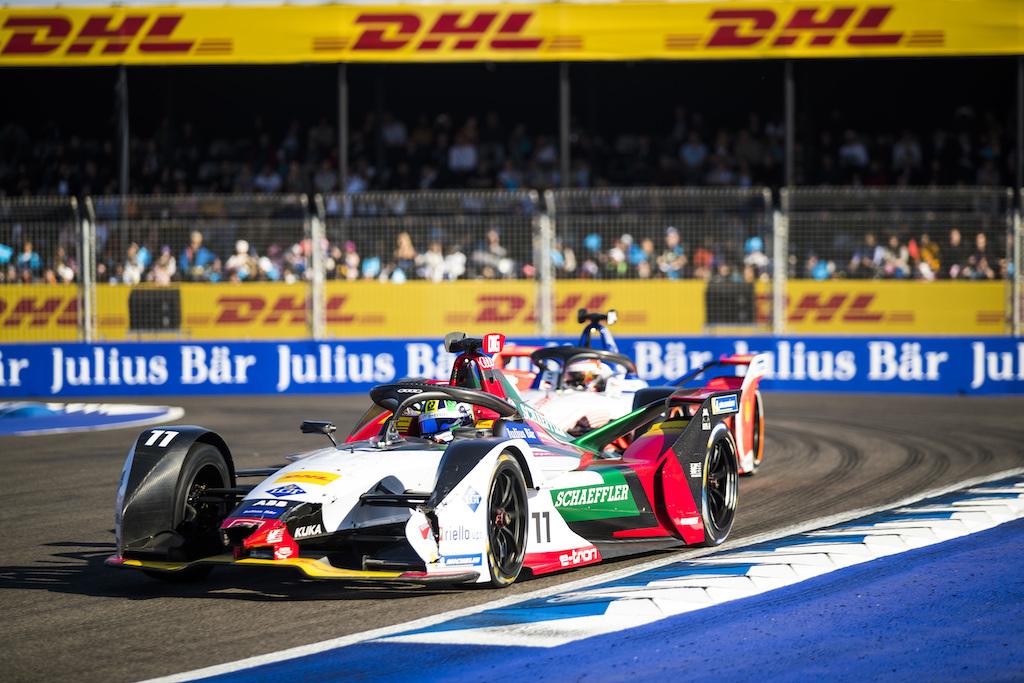 Audi Formula E in Marocco