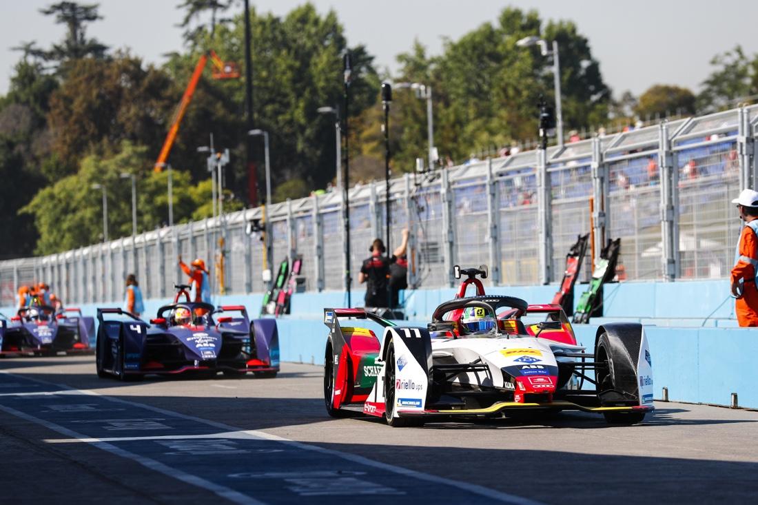 Audi ePrix Cile Formula E