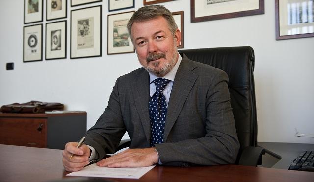 Aurelio Nervo presidente di Anfia