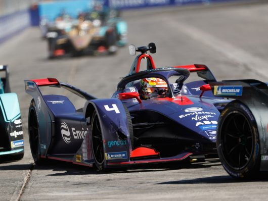 Bird Envision Virgin ePrix Cile