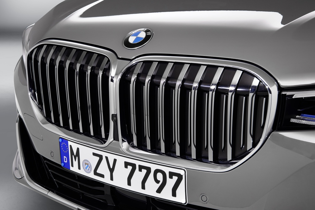 Calandra di BMW Serie 7 2019Calandra di BMW Serie 7 2019