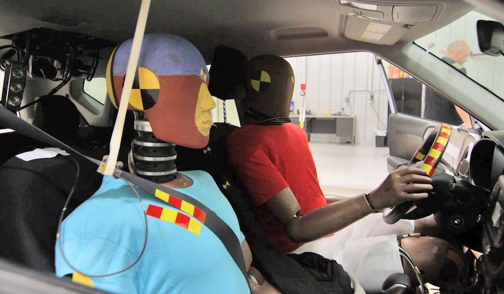 Come funzione airbag collisioni multiple