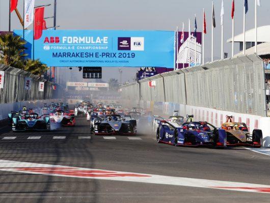 Formula E Marocco 2019