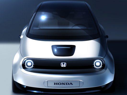 Honda citycar elettrica