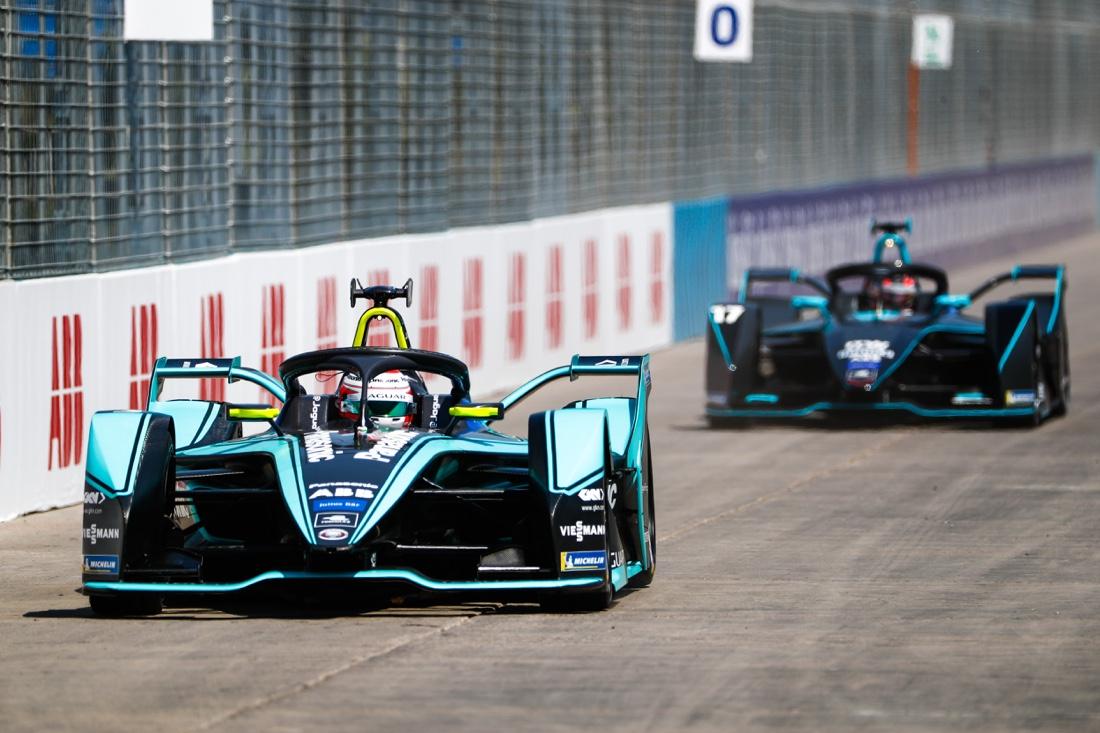 Ordine d'arrivo Formula E Santiago