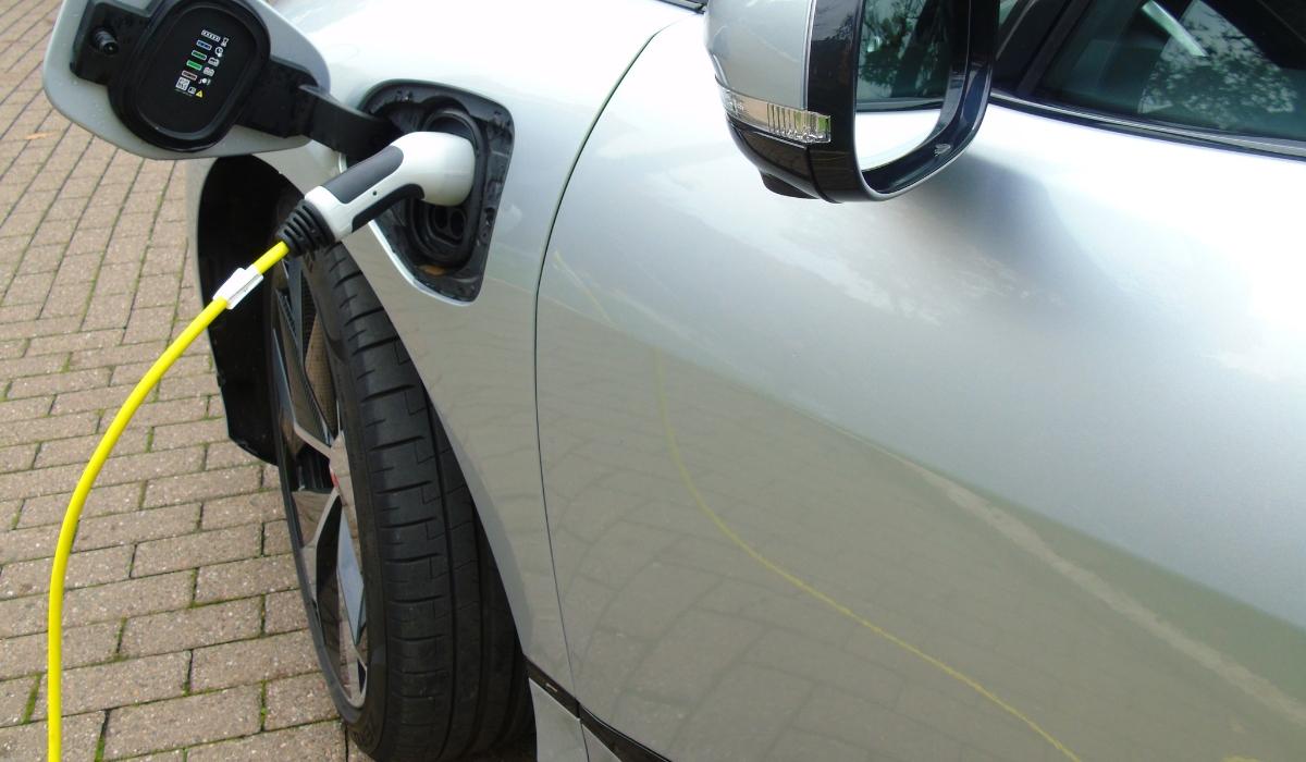 Jaguar I-Pace ricarica auto elettrica