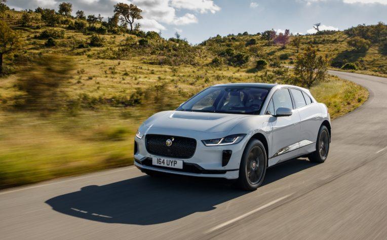 Nuova Jaguar I-Pace 2019