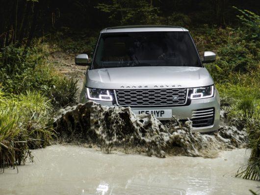 Land Rover Range Rover PHEV 2019