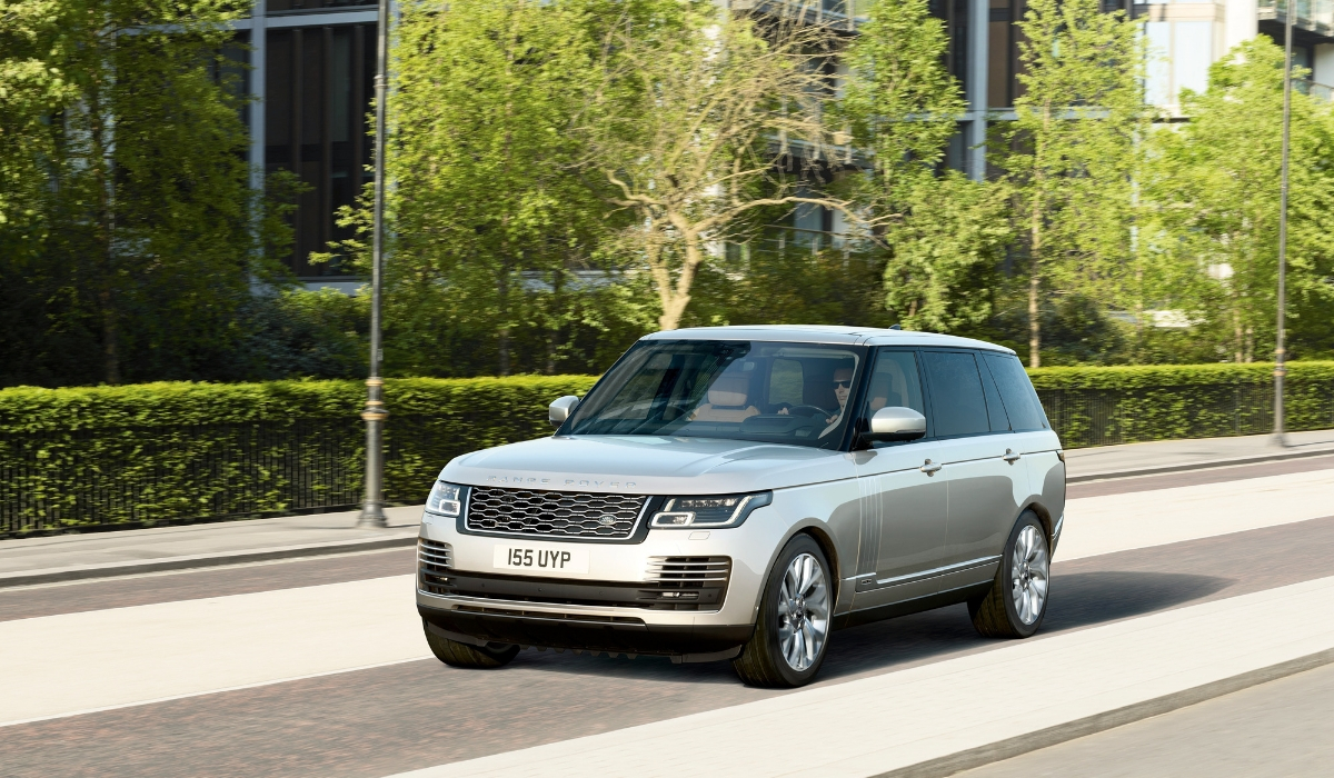 Land Rover Range Rover PHEV plug-in