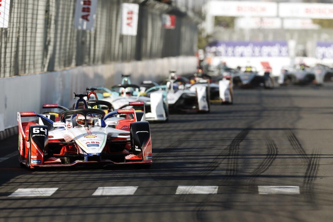 Mahindra e-Prix Marocco Formula E