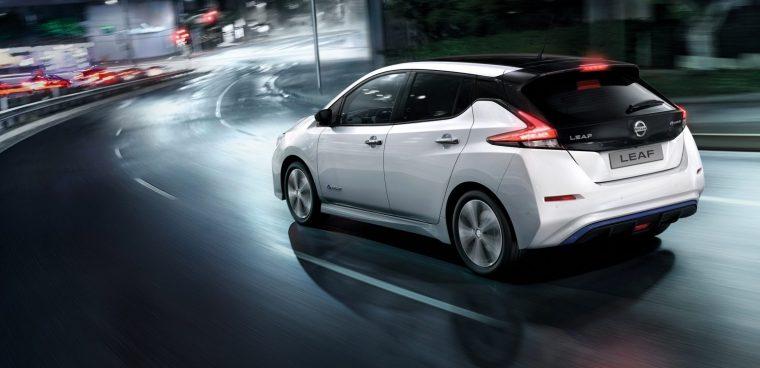 La Nissan Leaf è la elettrica più venduta