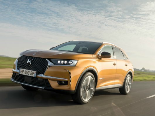 Noleggiare DS 7 Crossback