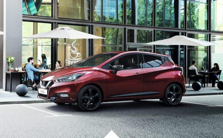 Noleggiare Nissan Micra
