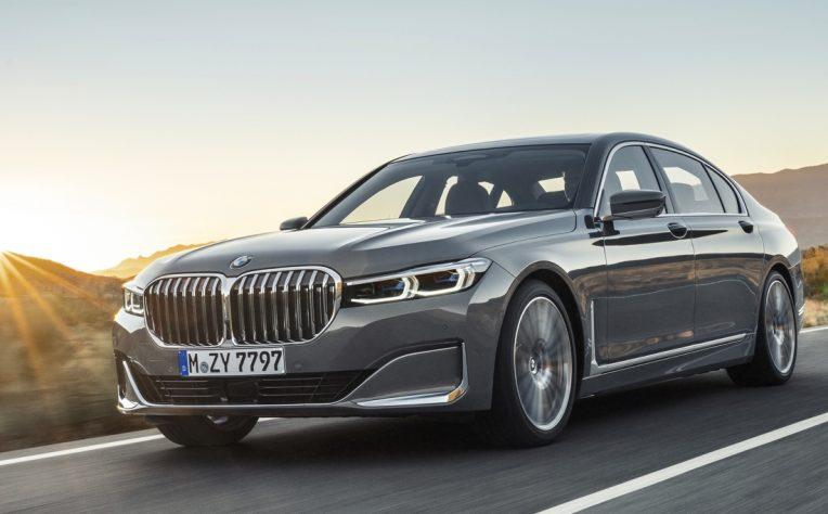 Nuova BMW Serie 7 2019