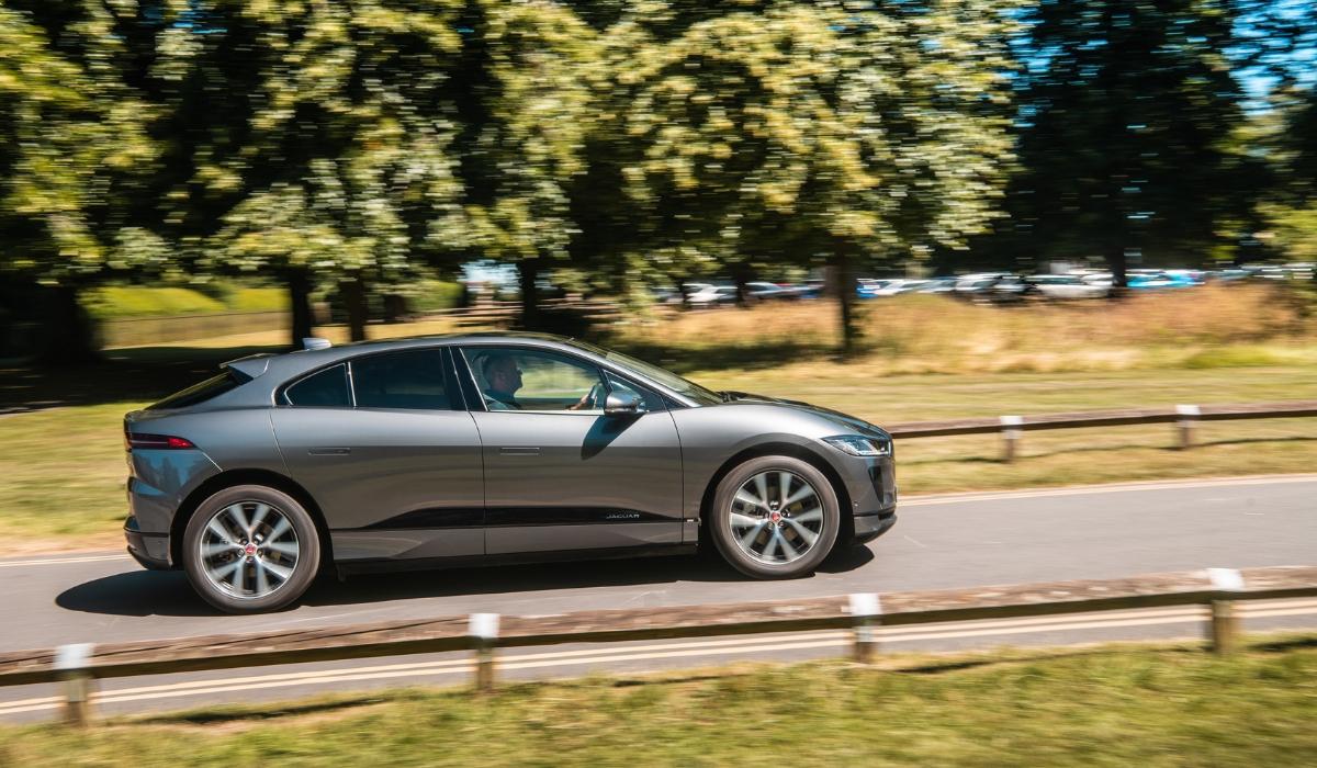 Nuova Jaguar I-Pace prova