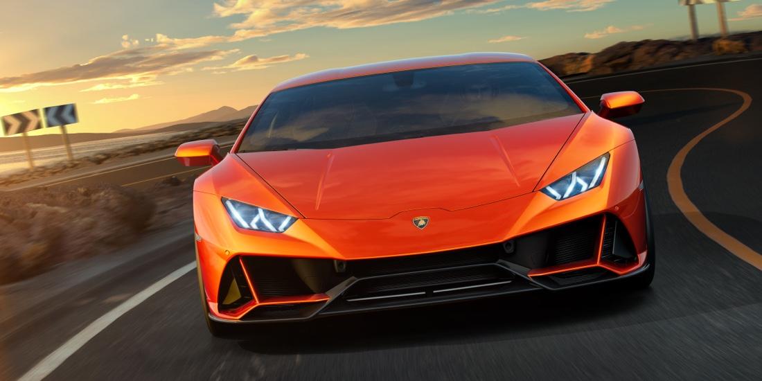 Nuova Lamborghini Huracan Evo