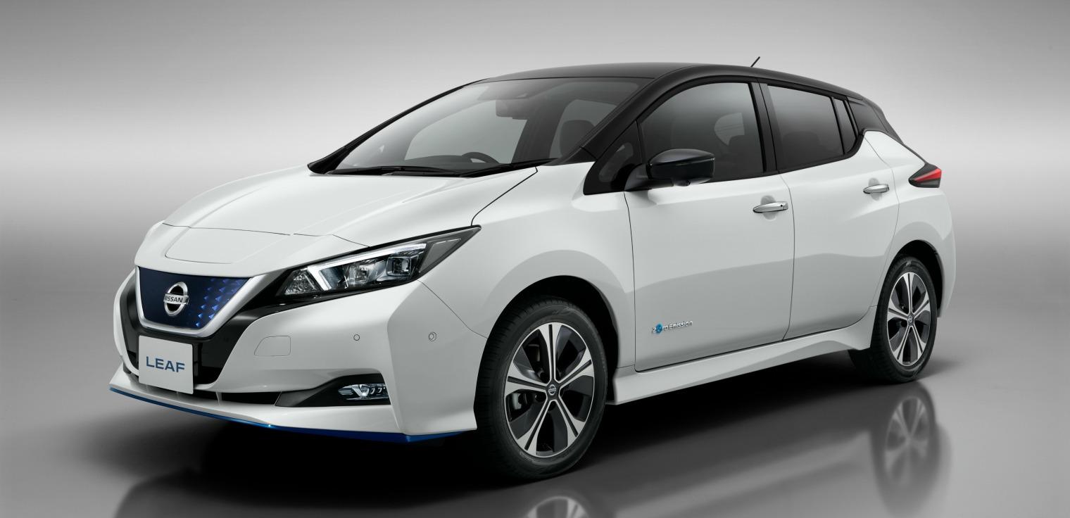Nuova Nissan Leaf 3 zero