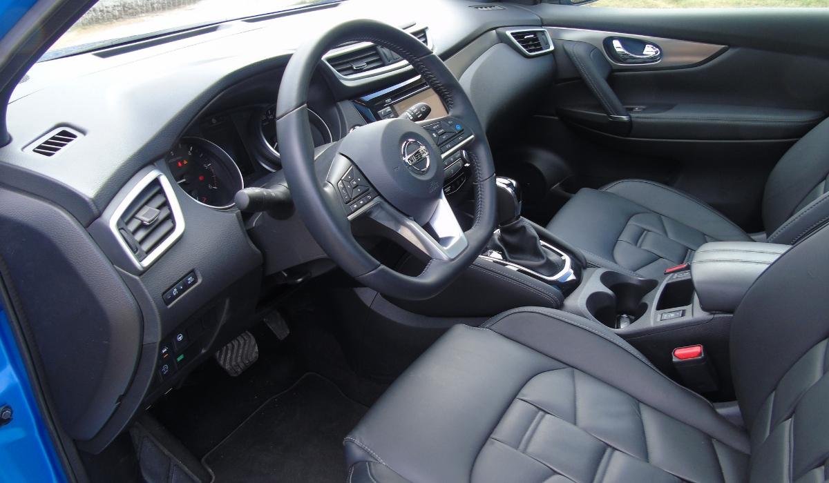 Nuovo Nissan Qashqai 2019 ProPilot