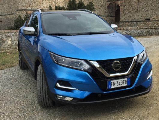 Nuovo Nissan Qashqai 2019