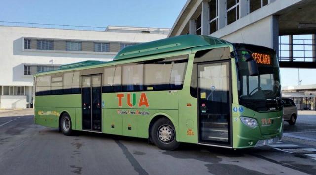 Pneumatici Goodyear bus Tua Abruzzo