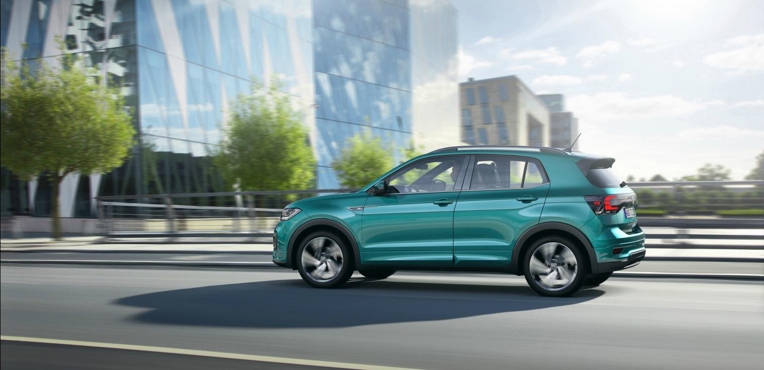 Prezzi nuova Volkswagen T-Cross