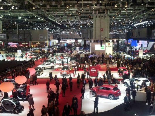 Salone di Ginevra 2019 informazioni utili