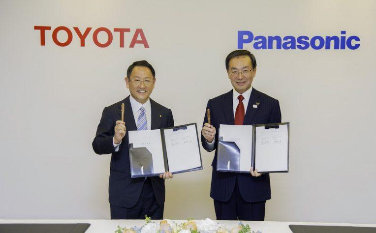 Toyota Panasonic joint venture