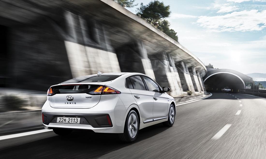 Uscita di Hyundai Ioniq 2019