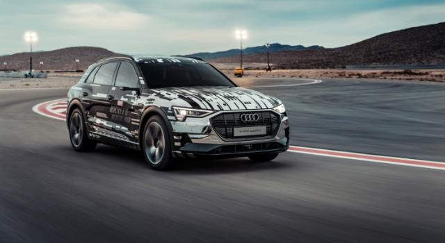 Audi e-tro al CES di Las Vegas 2019: intrattenimento a realtà visrtuale