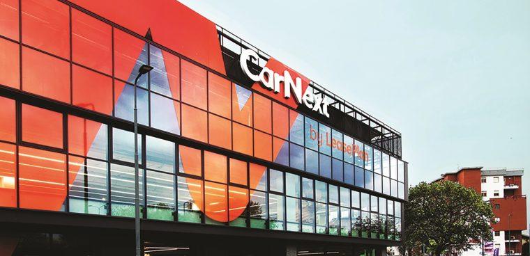 Inaugurazione del primo CarNext Delivery Store a Milano