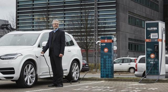Clever ed e.On per la ricarica ultra-fast in Scandinavia: 48 stazione di ricarica elettrica
