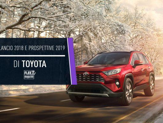 bilanci e progetti Toyota