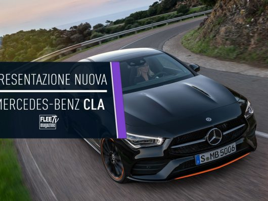 Nuova Mercedes CLA Ces Las Vegas