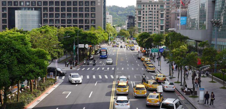 parco auto circolante in città
