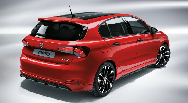 Fiat Tipo Sport 2019