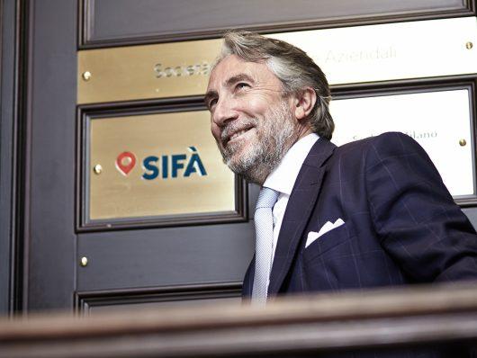 Paolo Ghinolfi, amministratore delegato di Sifà