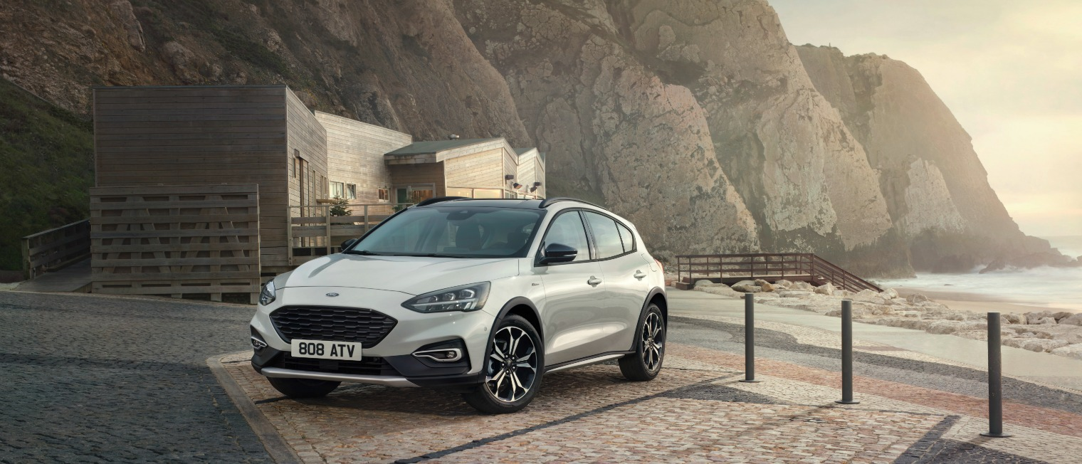 Adas nuova Ford Focus Active