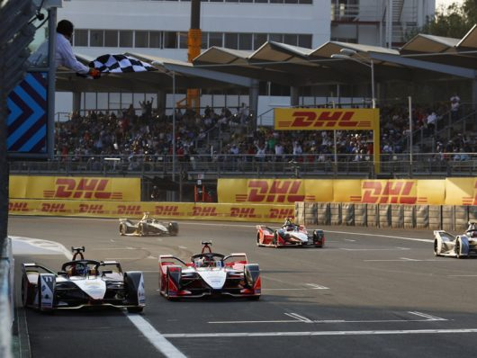Audi ePrix Messico, vittoria Di Grassi